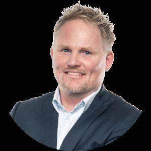 Prosjektmelger Morten Johansen